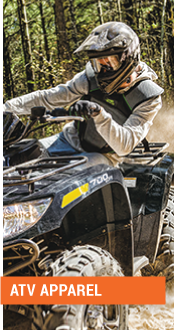Arctic Cat ATV Apparel & Riding Gear