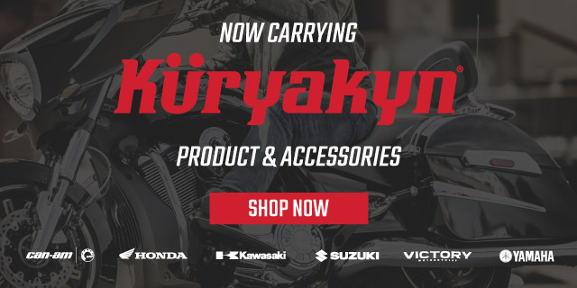can-am, honda, kawasaki, suzuki, vicoty, yamaha motorcycle accessories