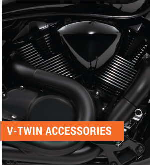 Aftermarket V-Twin Accessories