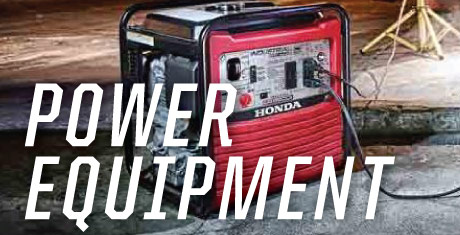Honda Power Equipment Parts