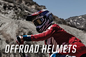 powersports offroad helmets for sale