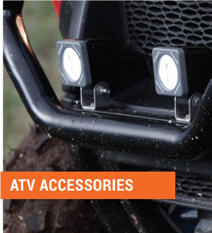 Aftermarket ATV Accessories