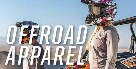 OEM Polaris Offroad Apparel & Accessories