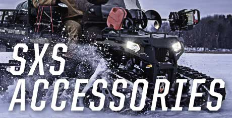 Shop Polaris side by side accessories