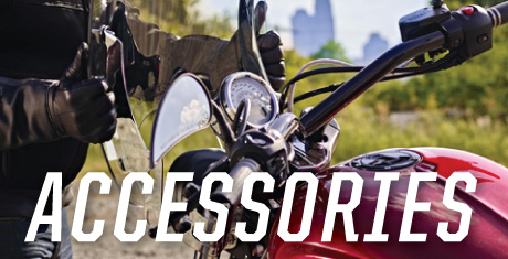 OEM VICTORY MOTORCYCLE ACCESSORIES