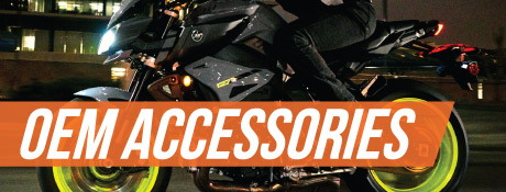 Shop OEM Yamaha Accessories